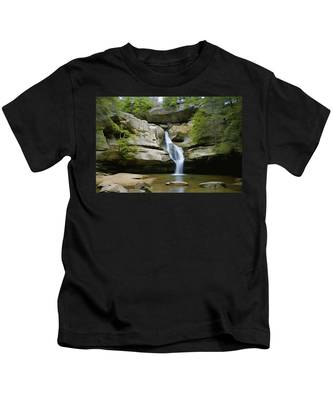 Cedar Falls Kids T-Shirt