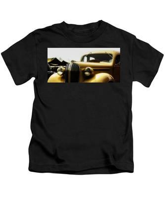 Classic Plymouth Kids T-Shirt