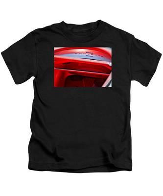 Corvette Dash - Mike Hope Kids T-Shirt