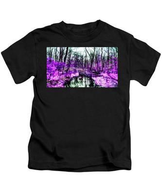 Creek By Purple Kids T-Shirt