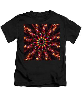 Kids T-Shirt featuring the photograph Divya Himahati by Derek Gedney