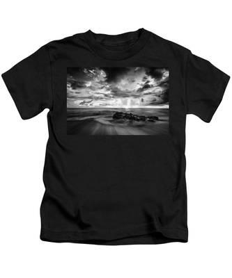 Florida Sunrise Kids T-Shirt