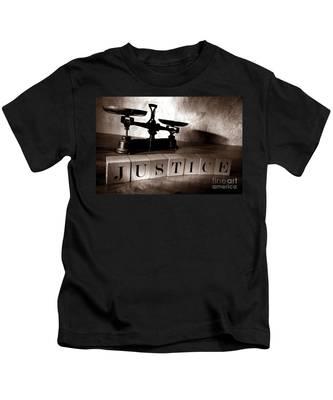 Justice Kids T-Shirt