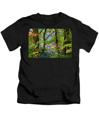 Land Of The Noonday Sun Kids T-Shirt