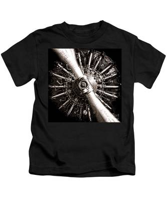 Lycoming  Kids T-Shirt