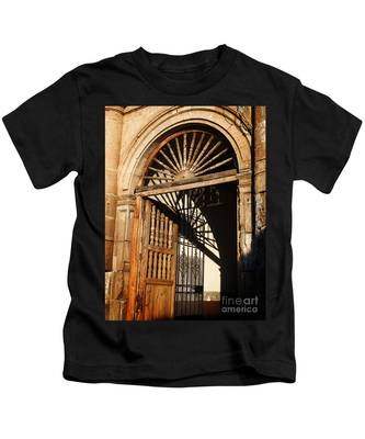Mexican Door 27 Kids T-Shirt