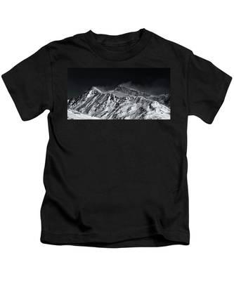 Mountainscape N. 5 Kids T-Shirt