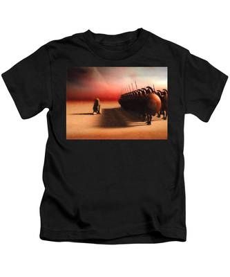 Out Of Egypt Kids T-Shirt