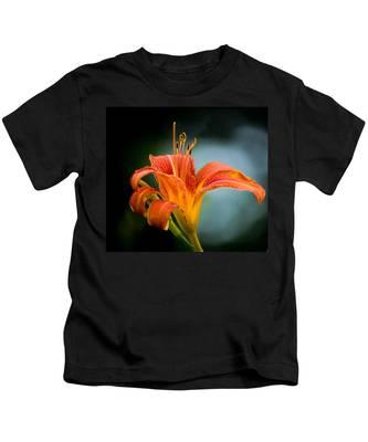 Pretty Flower Kids T-Shirt