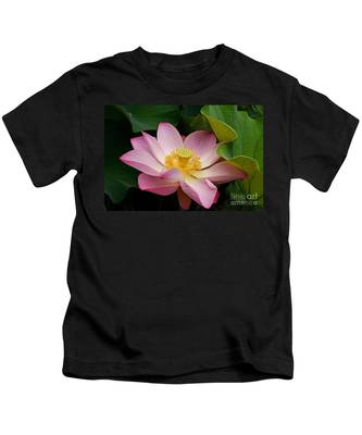Sacred Lotus Kids T-Shirt