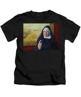 Sister Wendy Kids T-Shirt