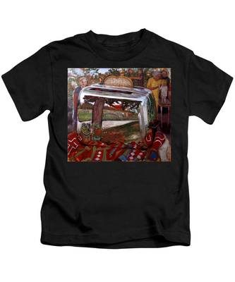 St006 Kids T-Shirt