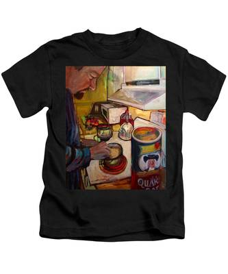 St014 Kids T-Shirt