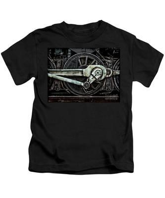 Steam Power Kids T-Shirt