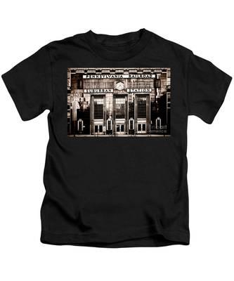 Suburban Station Kids T-Shirt