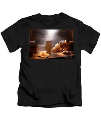 The Old Bathroom Kids T-Shirt