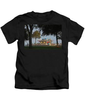 The Pier - St. Petersburg Fl Kids T-Shirt