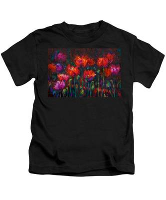 Up From The Ashes Kids T-Shirt