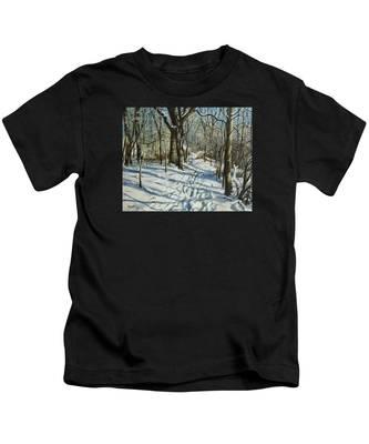 Woodland Journey Kids T-Shirt