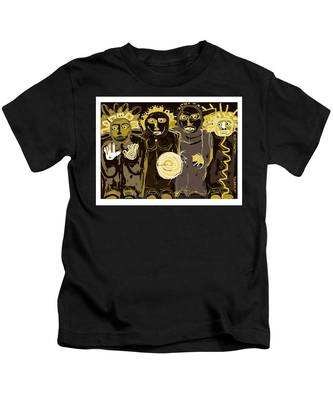 Ancients -duotone Kids T-Shirt