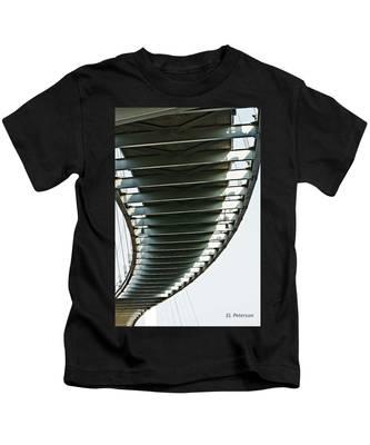 Bob Kerrey Pedestrian Bridge Kids T-Shirt