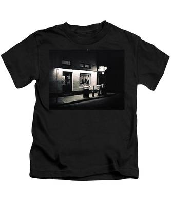 Clover Grill New Orleans Kids T-Shirt