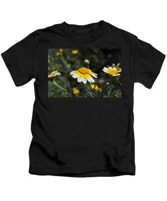 Kids T-Shirt featuring the photograph Happy Spring  by Bridgette Gomes