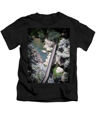 The Foot Bridge Kids T-Shirt