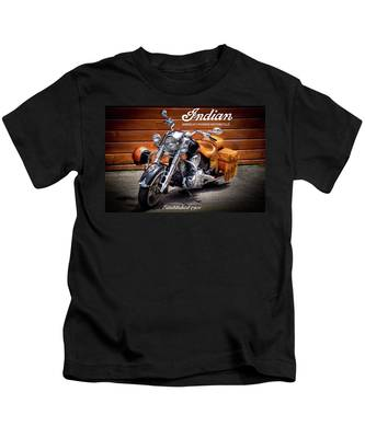 The Indian Motorcycle Kids T-Shirt