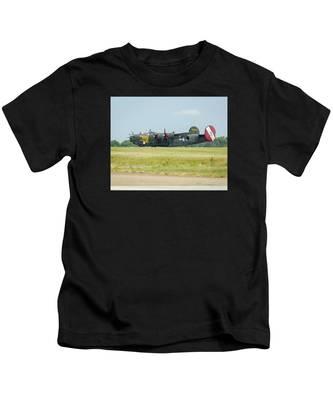 Consolidated B-24j Liberator Kids T-Shirt