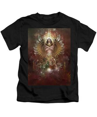 4 Seasons 1 Kids T-Shirt