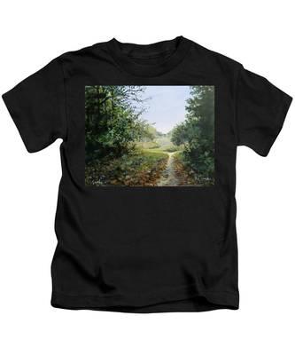 A Search Kids T-Shirt