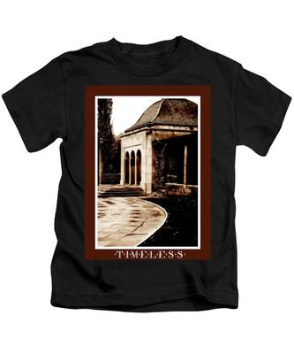 Aged By Time Kids T-Shirt