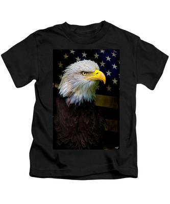 An American Icon Kids T-Shirt