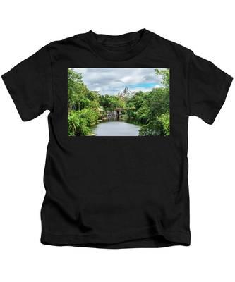 Expedition Everest Kids T-Shirt