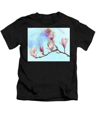 Art Magnolia Kids T-Shirt