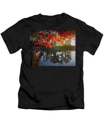 Autumn Creek Magic Kids T-Shirt