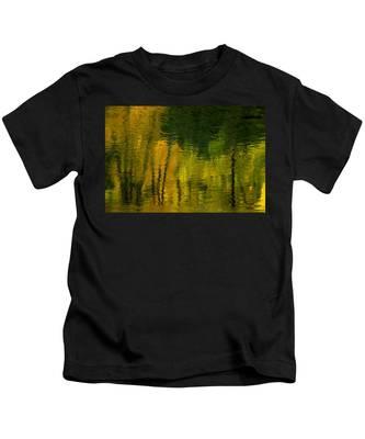 Autumn In Truckee Kids T-Shirt