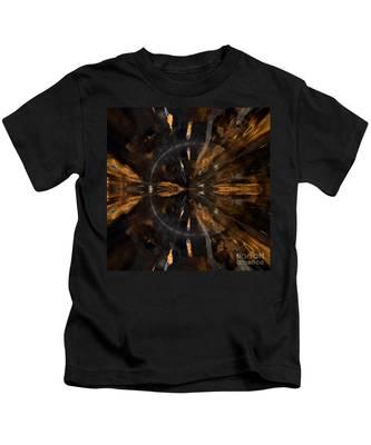 Beautiful Inside Kids T-Shirt