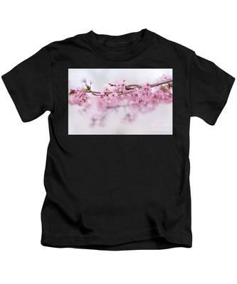 Beauty Of Blossom Kids T-Shirt