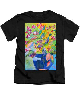 Begonias Kids T-Shirt
