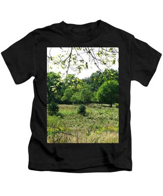 Bird Grounds Kids T-Shirt