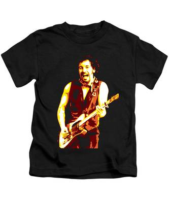 E Street Band Kids T-Shirts