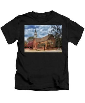 Bruton Parish Church Kids T-Shirt