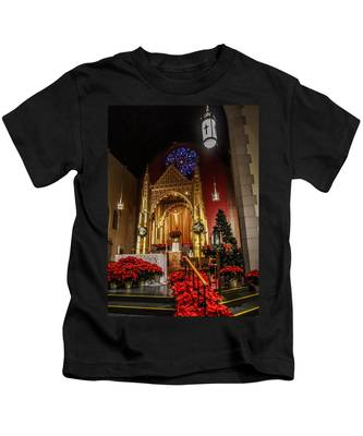Catholic Christmas Kids T-Shirt