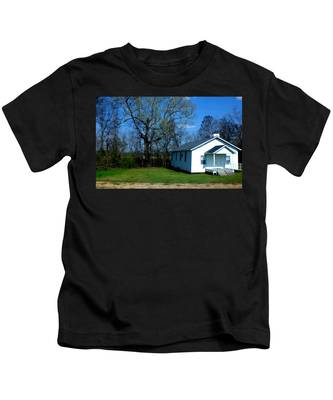 Church Highway 61 Kids T-Shirt