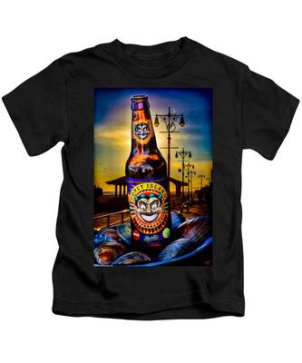 Coney Island Beer Kids T-Shirt