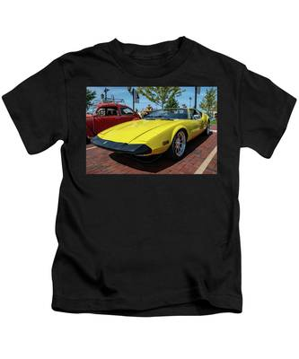 De Tomaso Pantera Kids T-Shirt