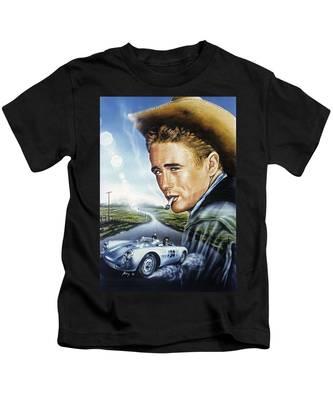 Dean Story Kids T-Shirt