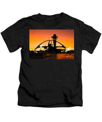 Encounters Lax With Light Kids T-Shirt